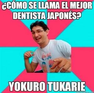 el poliglota dientes