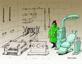 lo que los odontologos ven vs. lo que el pacinete ve
