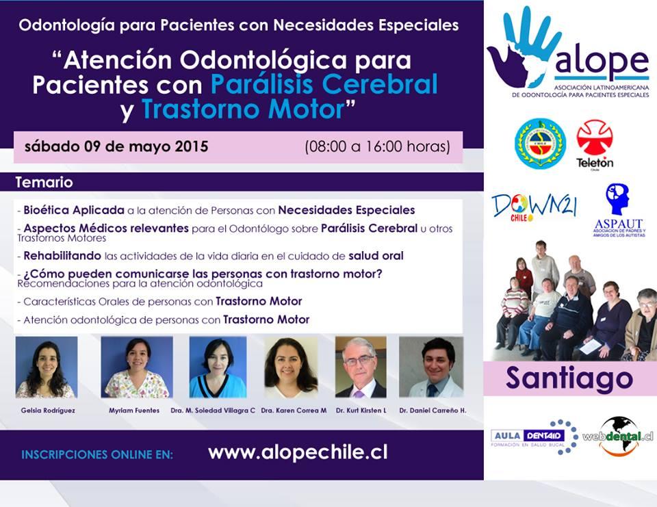 ALOPE-Atencion Odontológica para Pacientes Especiales