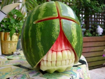 dientes esculpidos en comida (4)