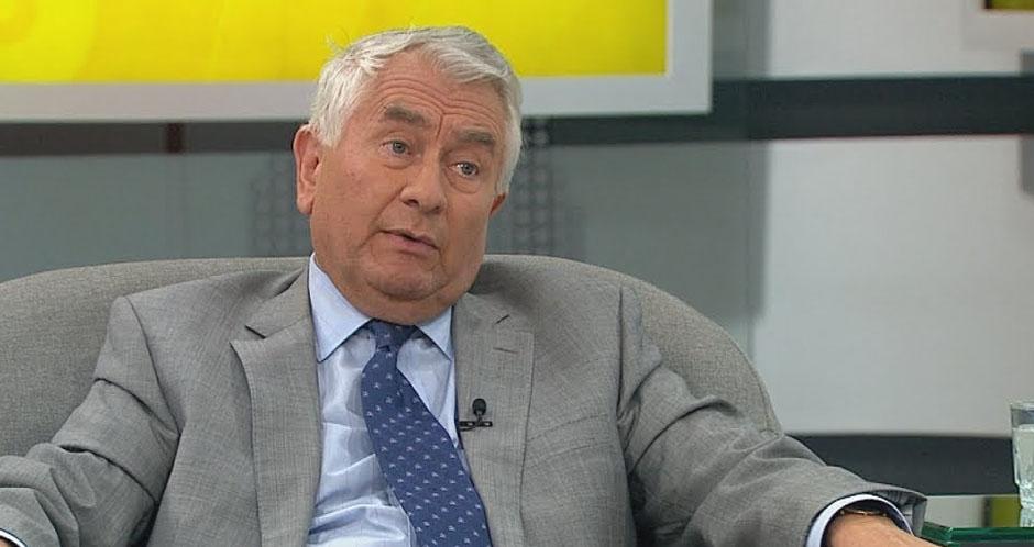 Doctor Enrique Paris, nuevo ministro de Salud del gobiero de Sebastián PIñera, tras la renuncia de Jaime Mañalich.
