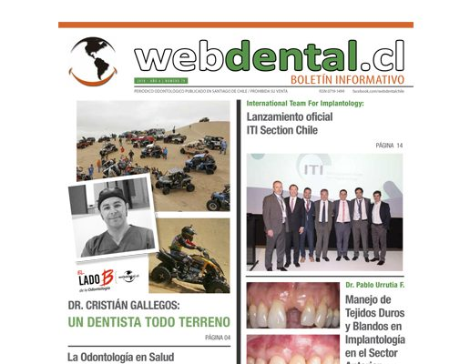 Periodico de Odontologia N° 79