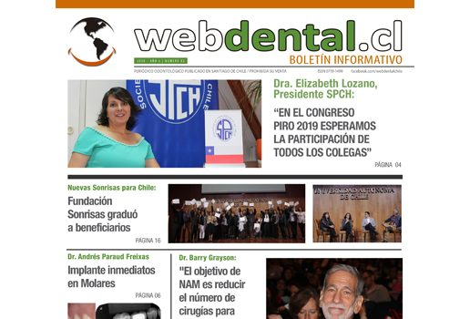 Periodico de Odontologia N° 82