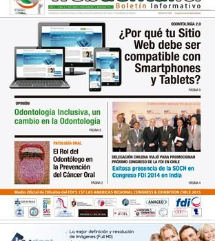 Periodico de Odontologia N° 33
