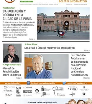 Periodico de Odontologia N° 54