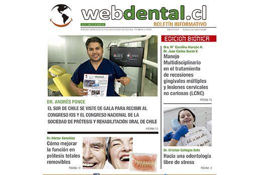Periodico de Odontologia N° 58