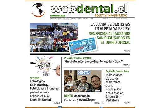 Periodico de Odontologia N° 57