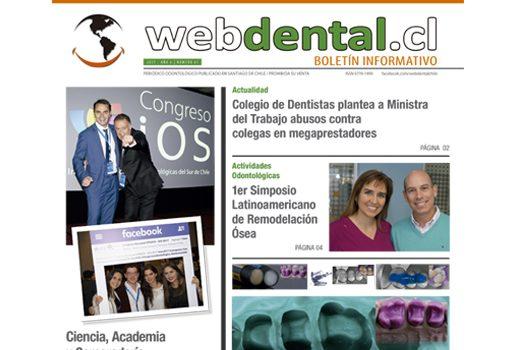Periodico de Odontologia N° 61