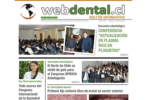 Periodico de Odontologia N° 62
