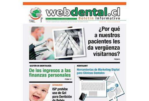 Periodico de Odontologia N° 31