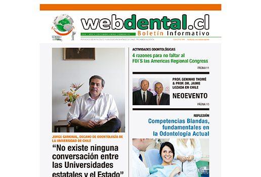 Periodico de Odontologia N° 35