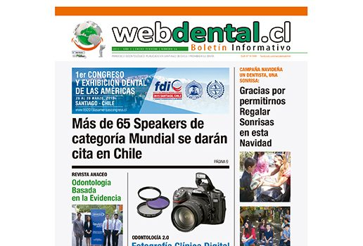 Periodico de Odontologia N° 36