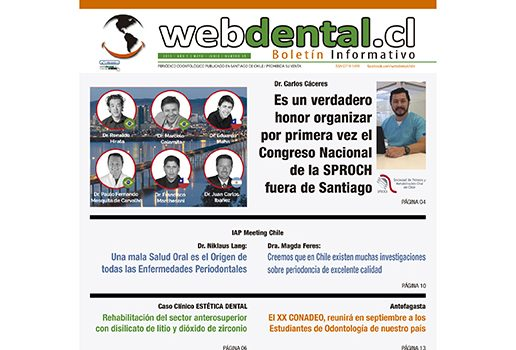 Periodico de Odontologia N° 39