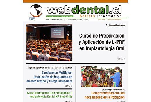 Periodico de Odontologia N° 41