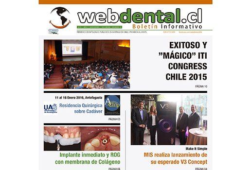 Periodico de Odontologia N° 45