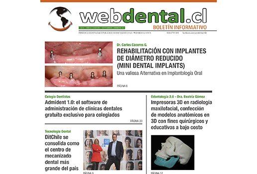 Periodico de Odontologia N° 53