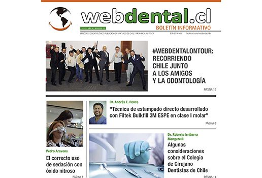 Periodico de Odontologia N° 55