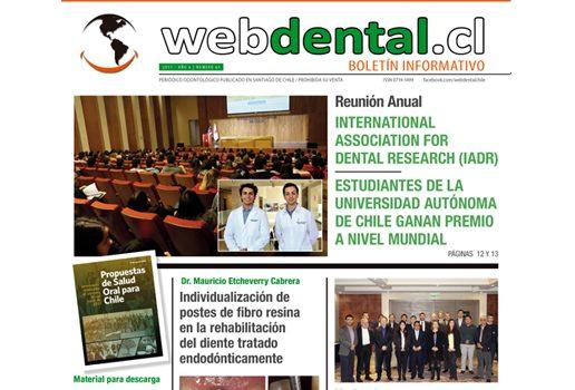 Periodico de Odontologia N° 64