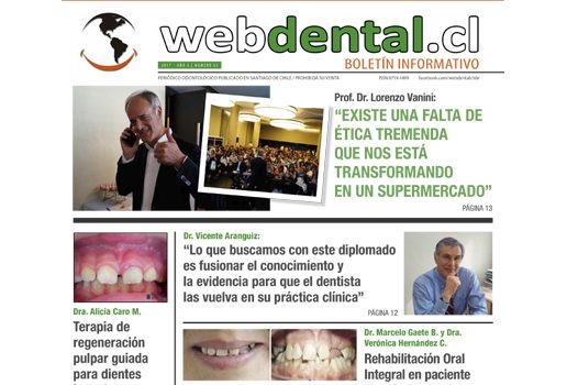 Periodico de Odontologia N° 65