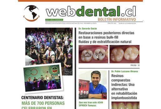 Periodico de Odontologia N° 66