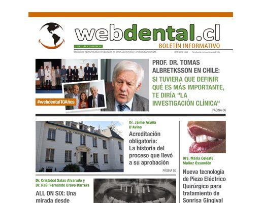 Periodico de Odontologia N° 69
