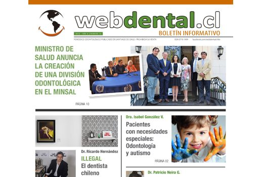 Periodico de Odontologia N° 70