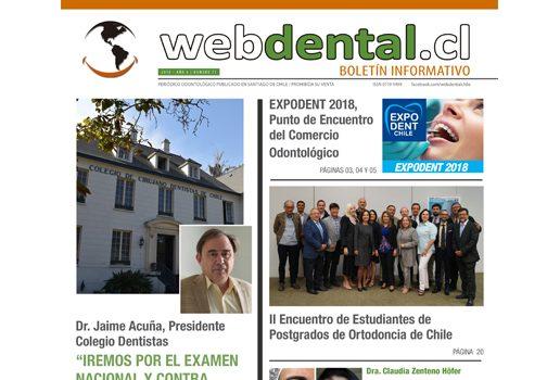 Periodico de Odontologia N° 71