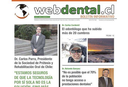 Periodico de Odontologia N° 73