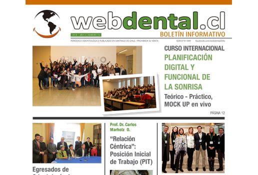 Periodico de Odontologia N° 74