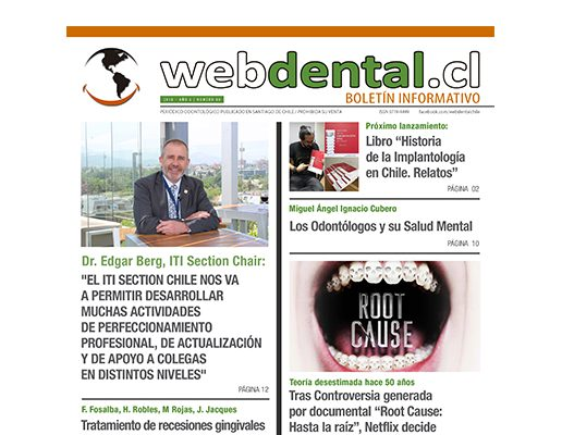 Periodico de Odontologia N° 80