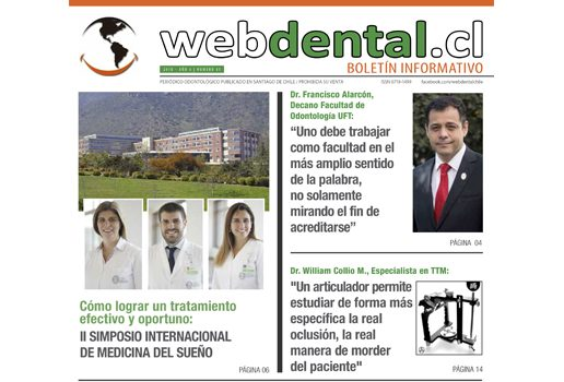 Periodico de Odontologia N° 81