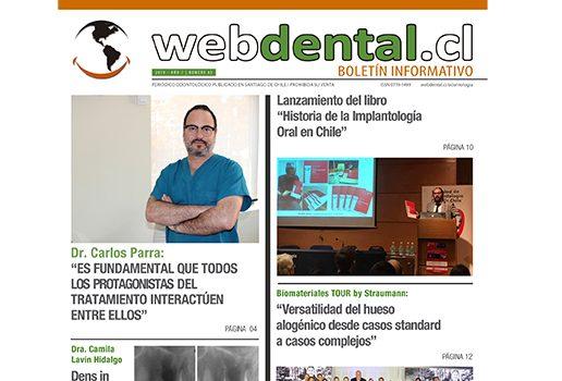 Periodico de Odontologia N° 83