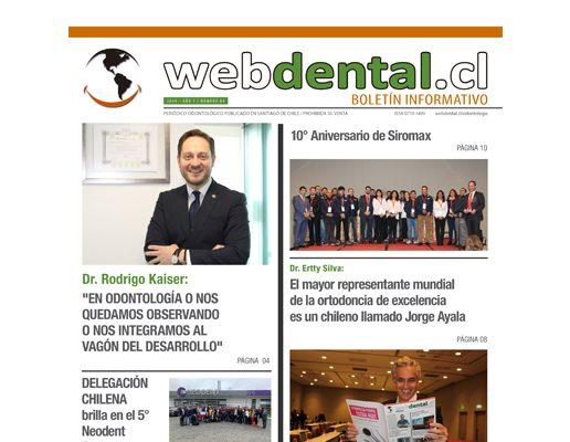Periodico de Odontologia N° 84