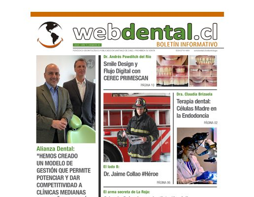 Periodico de Odontologia N° 85