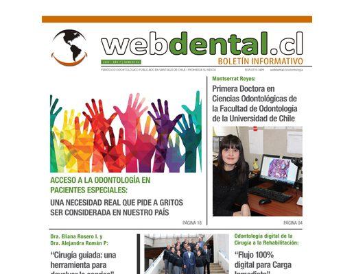Periodico de Odontologia N° 86