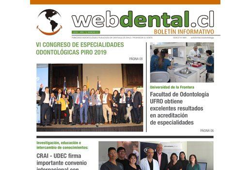 Periodico de Odontologia N° 87