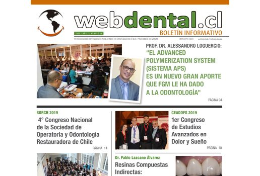 Periodico de Odontologia N° 88