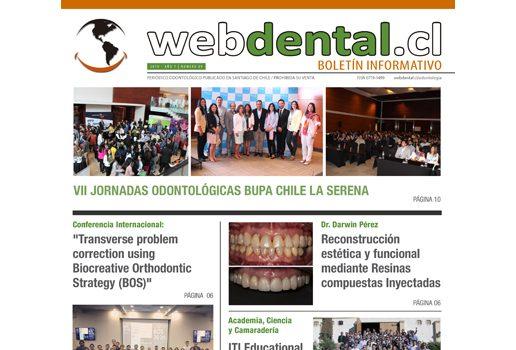 Periodico de Odontologia N° 89