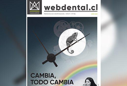 Periodico de Odontologia N° 105